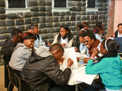 Lecturer on Training young Namibians on the energy sector - sustainable options to meet Namibia's rising energy demand