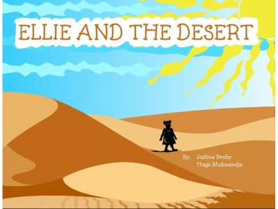 Launch of new children's book: Ellie and the Desert