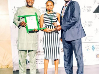 Namibia's Sustainable Development Awards 2017