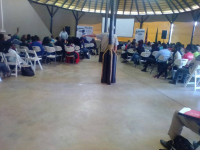 The Namibian Environmental Education Network meets for their annual conference