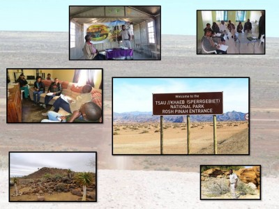 Feasibility Study on potential and viability of Community-Based Tourism Enterprises (CBTE) in southern Namibia