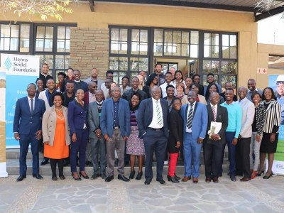 Namibia's Policy for Education for Sustainable Development is Coming Together (by Reinhold Mangundu)