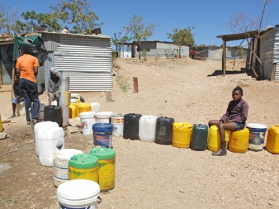Namibia footing a climate change bill of N$400 billion in coming years