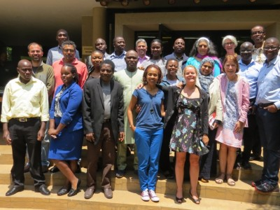 Kicking off at the WE-Africa Network Meeting: We need a new system