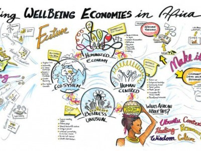 Action Research Network for a Wellbeing Economy in Africa (WE-Africa)